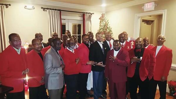 2017 Christmas Social