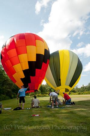 R/C Hot Air Balloons