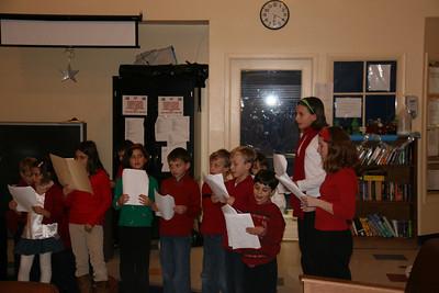 HOPE/JOY Caroling Youth Shelter - Dec 2009