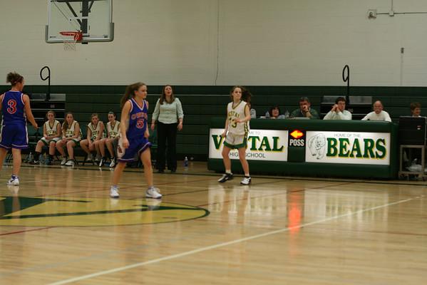 2007-08 JV & VARSITY basketball Owego at Vestal