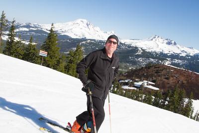 20170527 Spring Skiing @ Bachelor