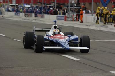 2005 IRL Toyota 400