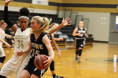 Lady Bulldogs JV at Whitewright, 12/17/2019