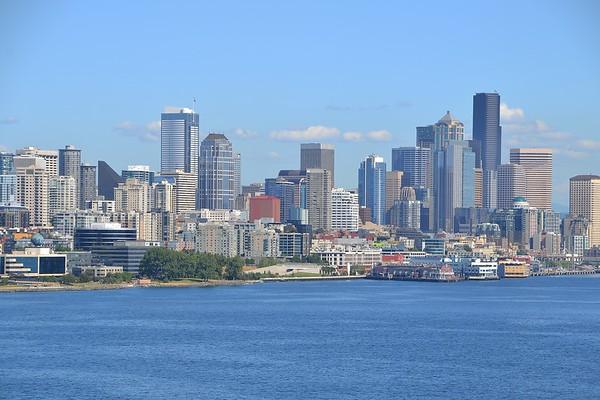 Seattle - Sailaway