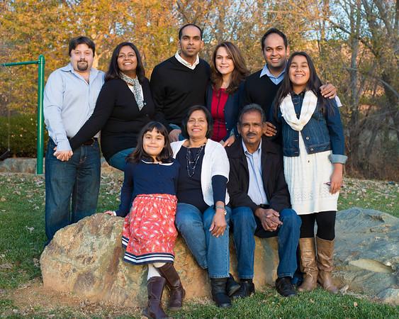 Familia Dias 12/2013