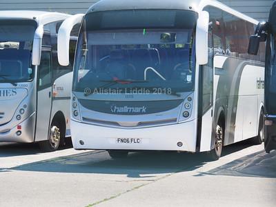 Blackpool Transport new E200 & Rotala school fleet