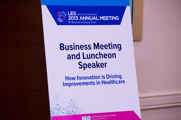 07 Business Meeting and Lunch