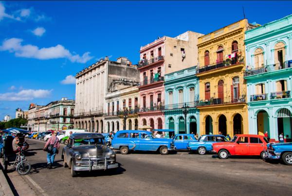Havana~~Arrival -  Sat., Dec. 2, 2017 @ 1pm