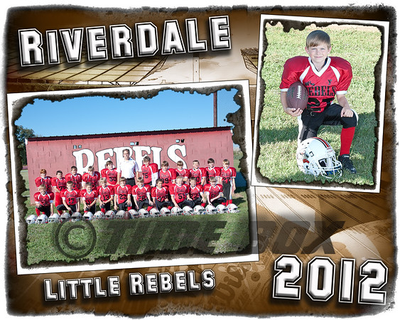 Riverdale Little Rebels 2012