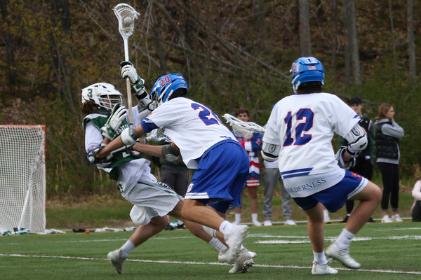 Boys' Varsity Lacrosse vs. New Hampton | May 15