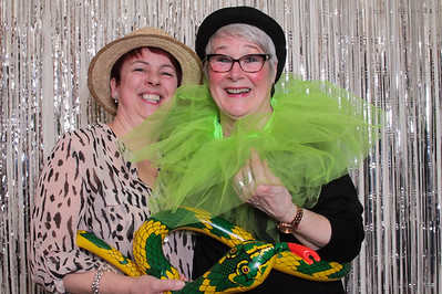Bridget's 60th birthday party