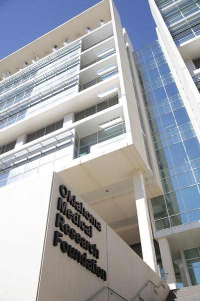 The Oklahoma Medical Research Foundation in Oklahoma City, OK.