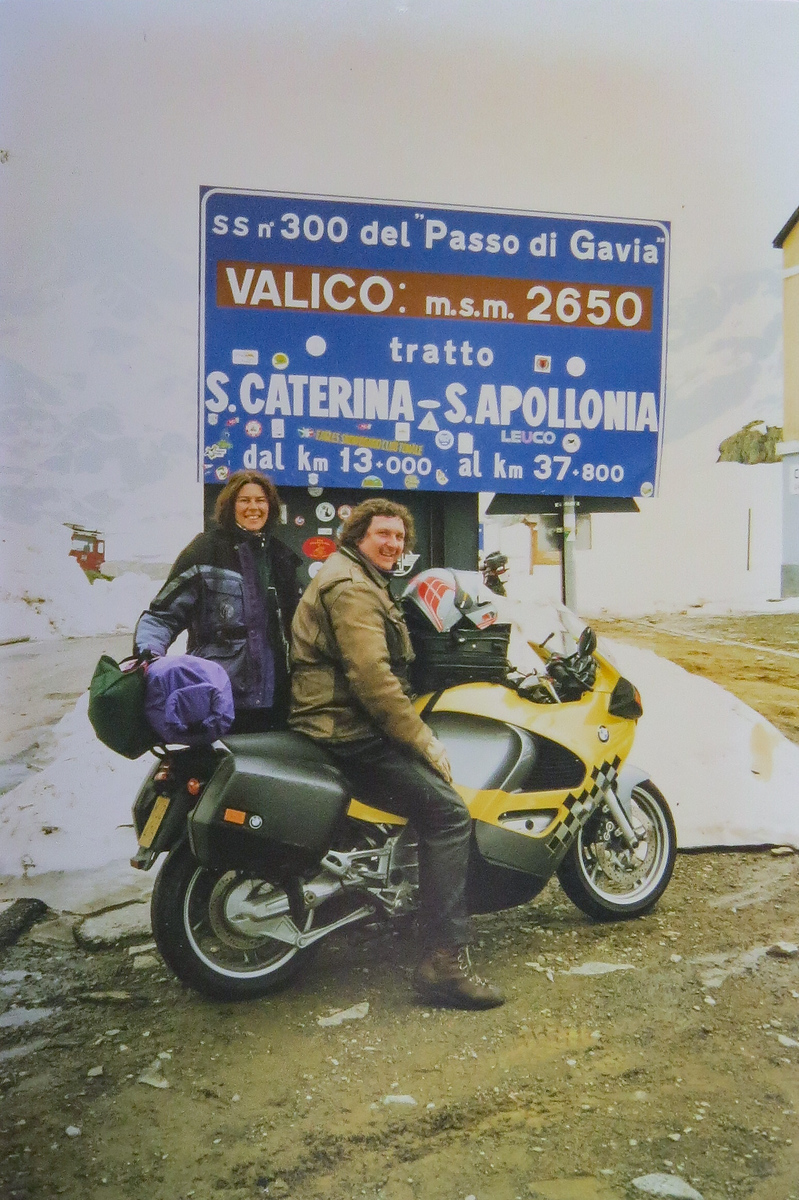 1997 Pashoogte Gaviapas, fantastische pas