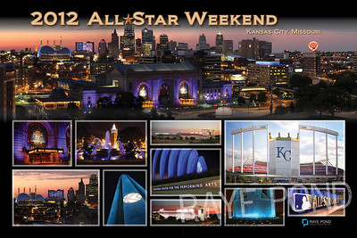 2012 All-Star Collage Prints