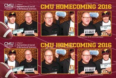 CMU Homecoming 2016
