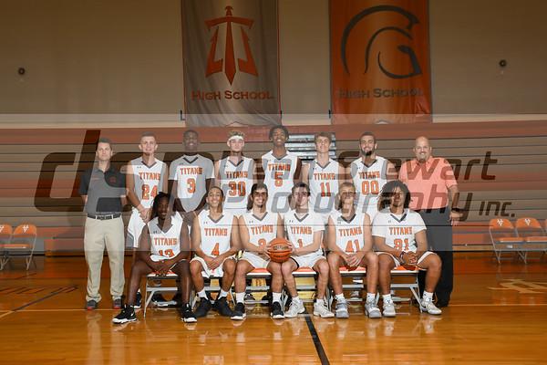 University Boys Varsity Basketball 1-7-19