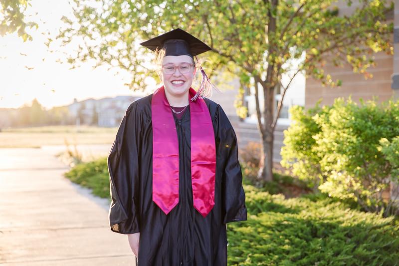 VRA Graduation Audra
