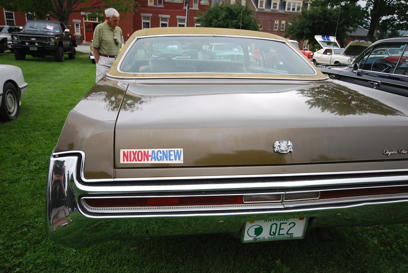 Perfect for a 1972 New Yorker!