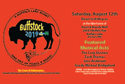 Buffstock Flyer
