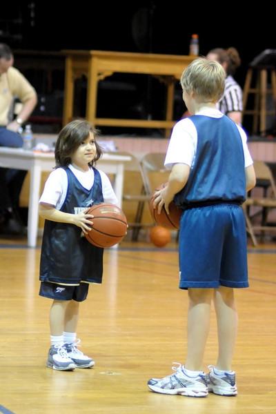 Upward Basketball January 26, 2008