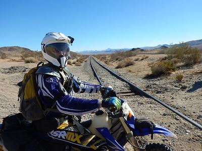 11-2015 Mojave Crash Tour