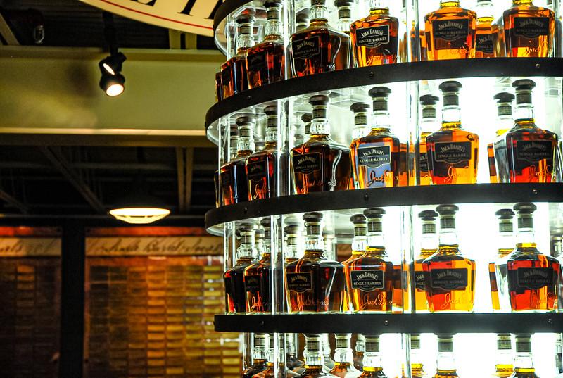Jack Daniel's Distillery - Lynchburg, Tennessee
