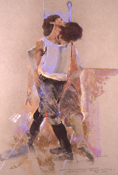 Ballet #195 (c1980s)