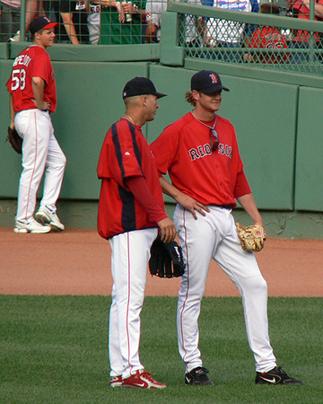 Red Sox, July 30, 2006