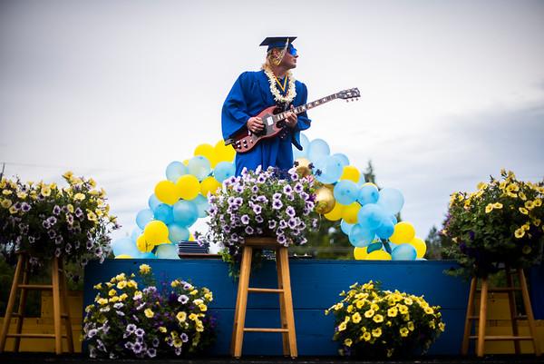 Crescent High School Graduation 2021