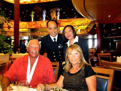 Day at Sea Mariners Luncheon Dec 1