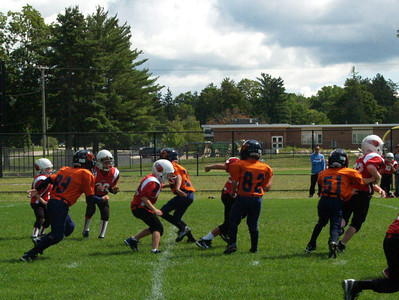 Gobles Rocket Orange Scrimmage Saturday