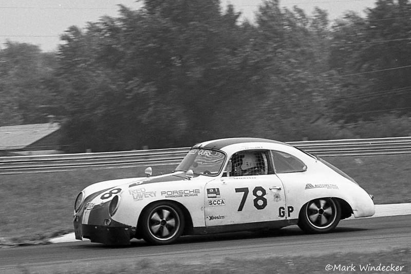 Ed Clancy 356 Coupe