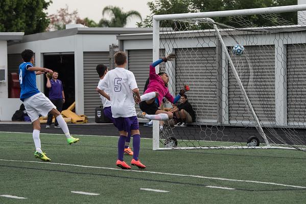 Saint's Soccer 2014 - 2015