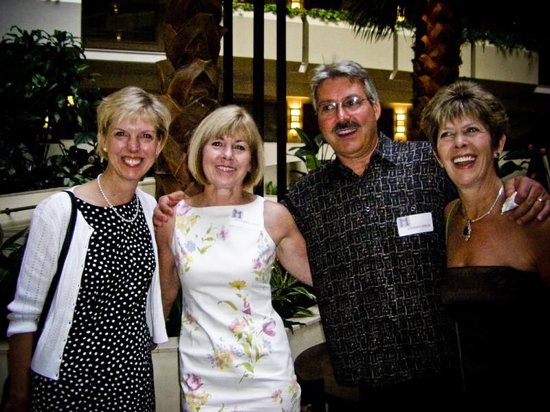 Gerrie Kinsey Castaldo, Leslie Perlik (GCM1972), Steve Perlik, Stephanie Griffith