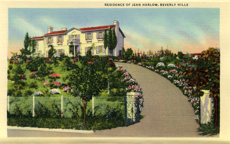 Residence of Jean Harlow