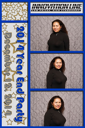 Innovations Specialties Year End Party 2014