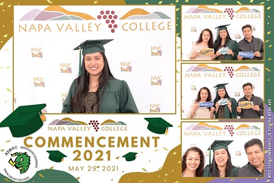 Napa Valley College Commencement 2021