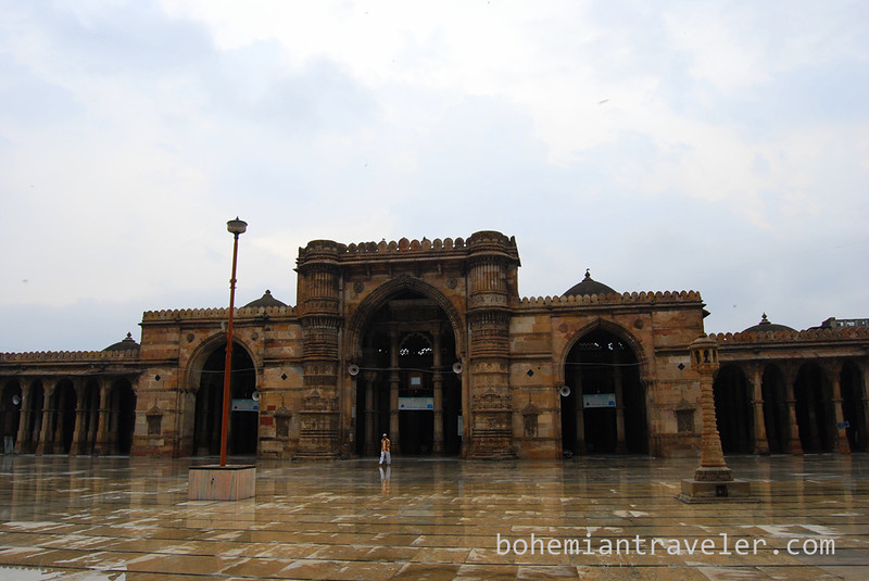 Jami Masjid Mosque (1424) Ahmeabad Gujarat India.jpg