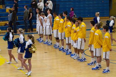 PHS Varsity Basketball 2011