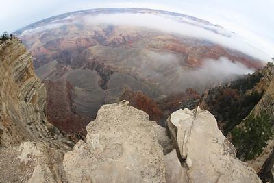 Hoover Dam/Grand Canyon/Las Vegas