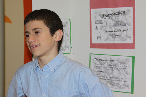 7th Grade Science Fair