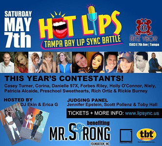 Hot Lips: Tampa Bay  Lip Sync Battle