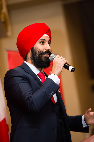 April 6, 2018 - A Special Evening With Raj Grewal