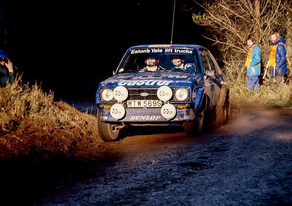 RAC Rally 1979
