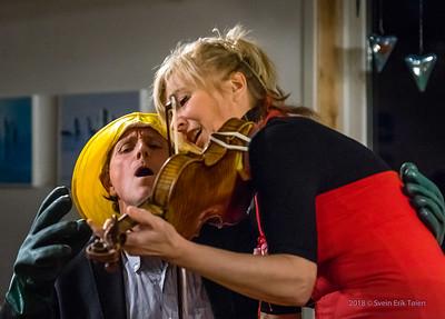 Opera Pub at Nyksund Brygge 05.10.2018