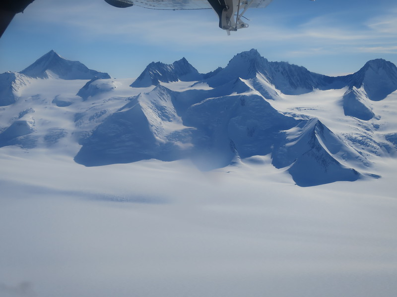 During this time of year (summer season) on Antarctica we had 24 hours daylight