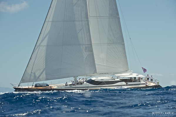 Genevieve - Alloy Yachts