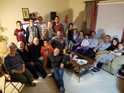 Lakeville Thanksgiving - 2017