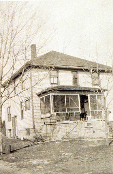 My House in the 30's.JPG