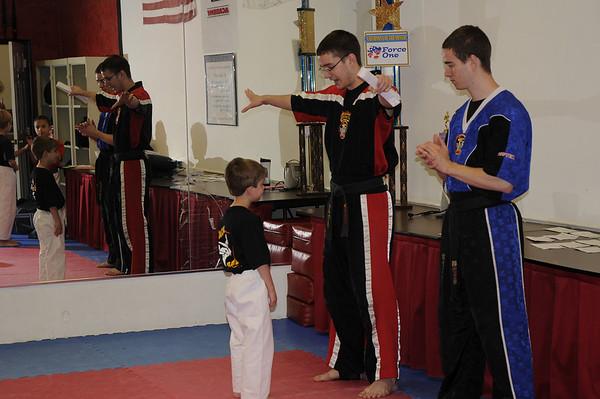 Zach's Karate